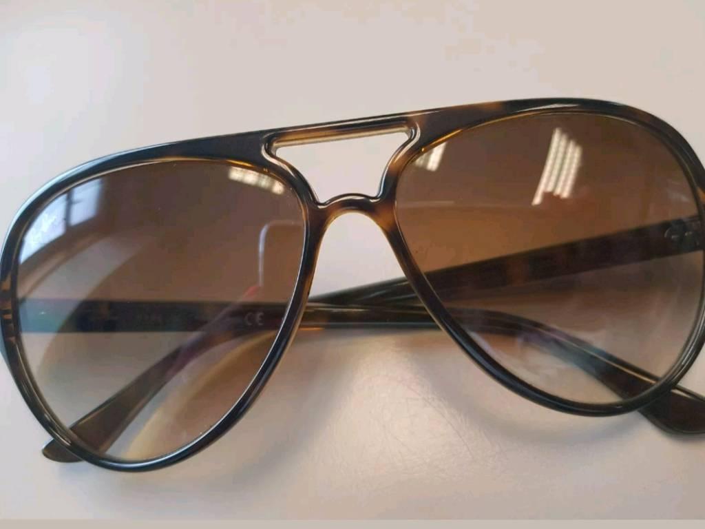c76513789b2 Original Ray Ban Sunglasses CATS 5000 Classic