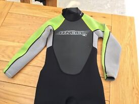 O'Niell kids wetsuit