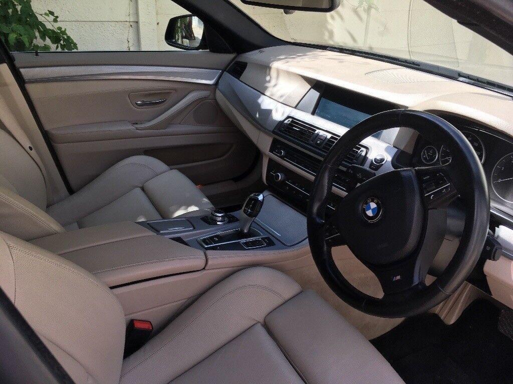 BMW 520d msport full history 1yr mot tax perfect condition