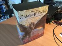 Game of Thrones box set season 1 to 6