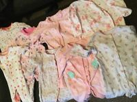 Baby girl 0-3/3-6 months baby grows