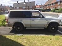 MITSUBISHI PAJERO SWAP FOR CAR OR 4X4