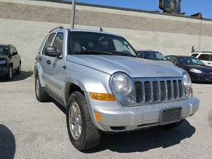 2007 Jeep Liberty Limited 4WD Cambridge Kitchener Area image 3