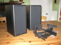 Mission 761I speakers