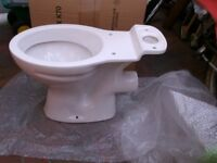 New White Toilet Pan, Never Used.
