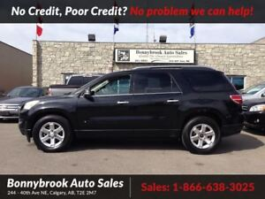 2008 Saturn Outlook XR 7 PASSENGER AWD LEATHER SEATS