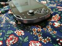 Ps Vita with Accessories