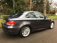 2008 BMW 1 SERIES 2.0 120D MSPORT 2DR