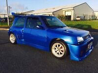***DIMMA RENAULT 5 GT TURBO***