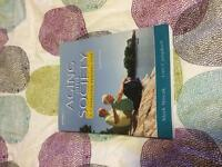 Aging and Society Textbook for Sale