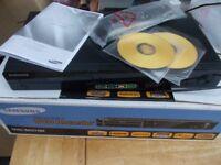 Samsung DVD-SR275M - DVD Recorder