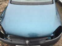 2002 VAUXHALL CORSA(BREAKING/SPARES/REPAIRS) BONNET-DOORS-ENGINE-GEARBOX