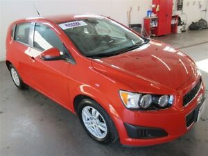 2012 Chevrolet Sonic LS! ONLY 62K! ALLOY! SAVE!