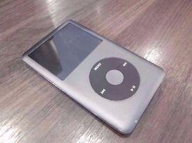 Apple iPod classic 160GB - Black - 6th Generation