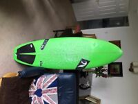 Great condition 5.6 surfboard