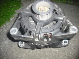 alternator of engine..