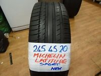 "NEW OR AS NEW ODD 20"" BRANDED TYRES 245x45x20 315x35x20 265x40x20 265x50x20 255x35x20 275x45x20"