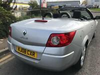 2008 RENAULT MEGANE CONVERTIBLE 1.5 ONLY £1400