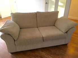 Two Next 'Garda' sofas