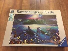 2000 pieces puzzle set