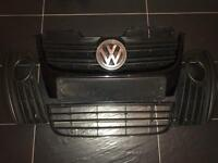 Vw Golf MK5 GT Genuine Grills set
