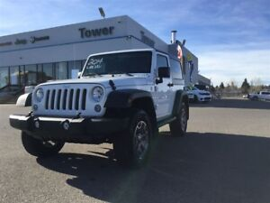 2014 Jeep Wrangler Sport-RUNNING BOARD, REMOVABLE ROOF, AC