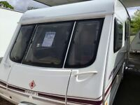 1999 Swift Challenger 530 SE (4 Berth, Full End Washroom)