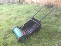 FREE - Hand push lawnmower