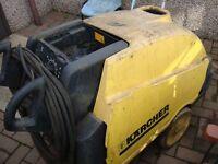 Karcher Diesel Pressure Washer HDS 645-4 M