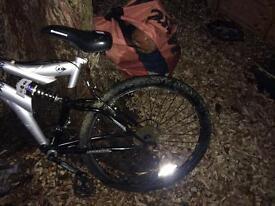 Dunlop mountain bike