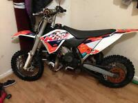 Ktm 65 15 model fully race tuned