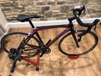Orbea Diva Full Carbon Road Bike 49cm ladies size 5924a9216739e