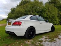 BMW 1 SERIES 120i M SPORT with Performance Aerodynamic Package