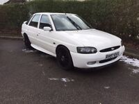 ford escort mk 6 ,modified,konis,spax,magnex,rear discs,18,s,£999,no offers