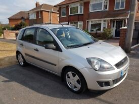 Ford Fiesta Zetec Climate 1.4 5dr