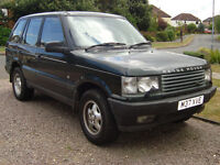 1994 P38 Range Rover 4.6 HSE - 97000 miles. Excellent runner