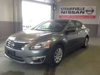 2014 Nissan Altima 2.5 Nissan Certifeid Pre owned Rates Starting