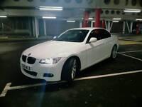 BMW 320d m sport highline convertible 65k miles full history diesel NOT a4 c class e class