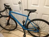 Sold!-Brand new BTWIN Triban RC500 gravel bike