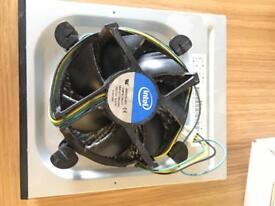 Intel CPU fan
