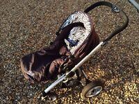 Petite Star Kurvi pushchair/buggy/pram £35 ono
