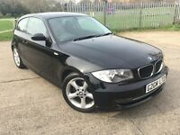 BMW 1 Series 118i High spec 2 Owners, Spare Key,Recently Serviced, HPI Clear