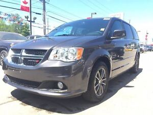 2017 Dodge Grand Caravan NEW Premium Plus, NAV, DVD