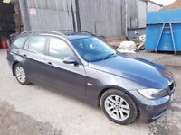 2005 BMW 3 SERIES 320D SE AUTOMATIC 5 DOOR ESTATE GREY