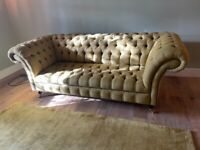 Chesterfield Sofa handmade by Oswald & Pablo (new/unused)