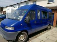Sold sold sold Citroen Relay xlwb for spares or repair