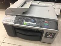 Printer scanner fax Brother MFC-5860CN