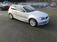 BMW 1 Series 2.0 118d M Sport 3dr, Full service history