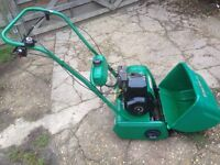 Qualcast classic petrol 35s lawnmower