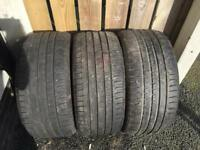 "3 x 255/35/ZR19 Accelera PHI-R 19"" Tyres"